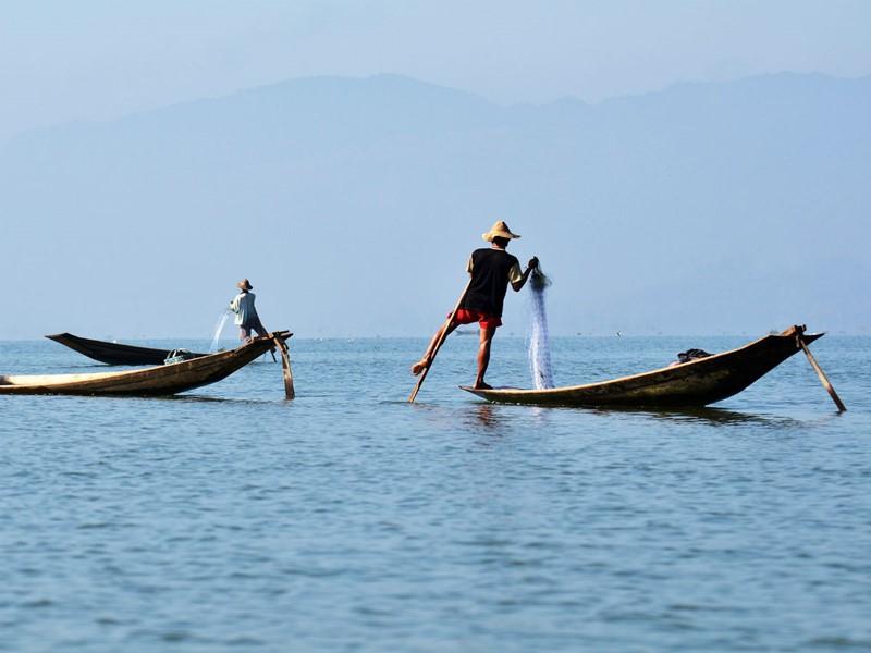 Les pratiques de pêche traditionnelles de la région
