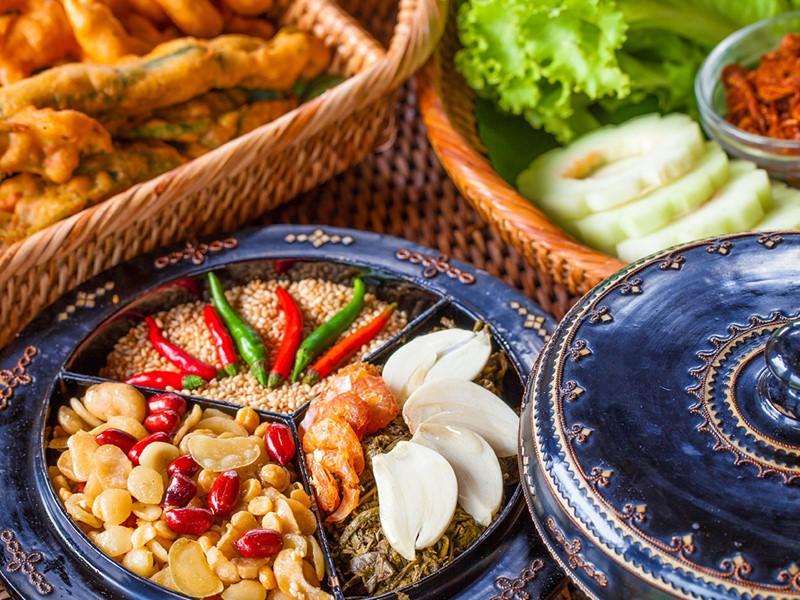 Savourez des spécialités birmanes lors de votre séjour en Birmanie