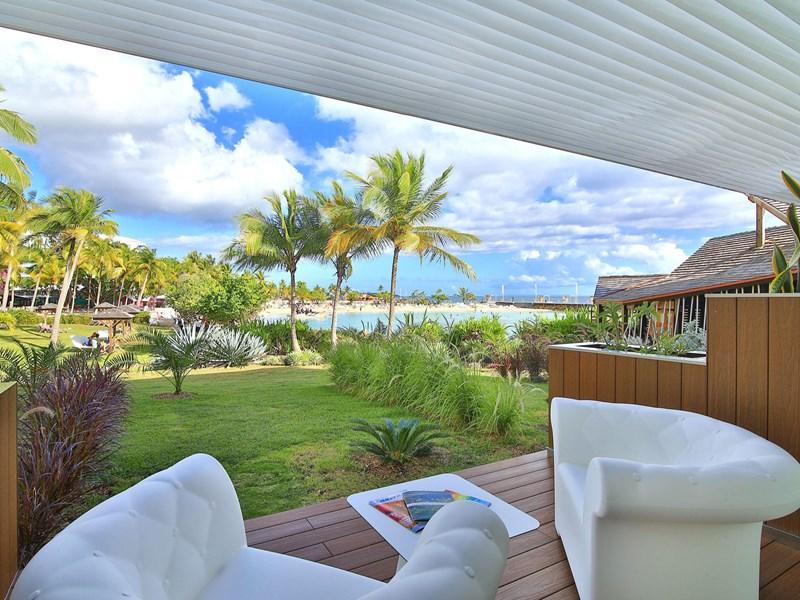 La Chambre Vue Mer avec Terrasse