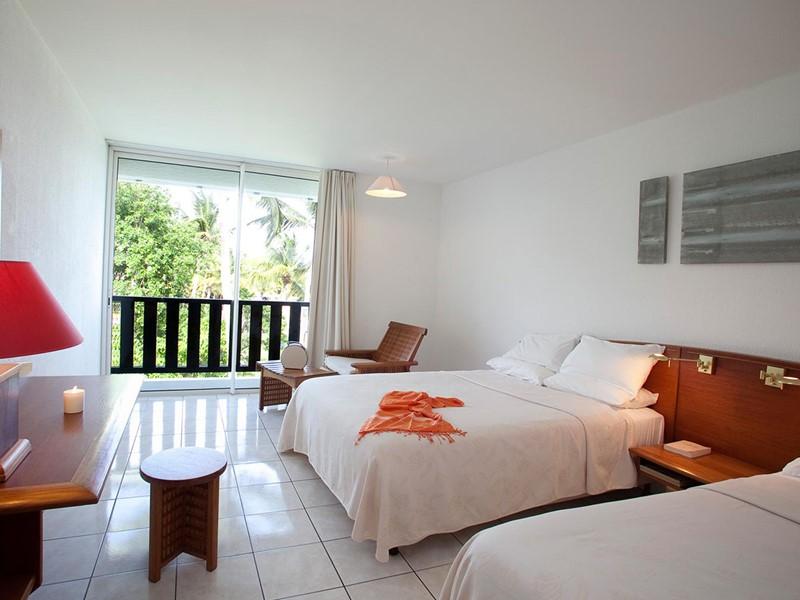 Chambre Classique de La Créole Beach Resort en Guadeloupe