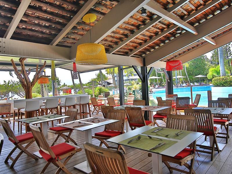 Restaurant La Route des Epices de l'hôtel La Créole