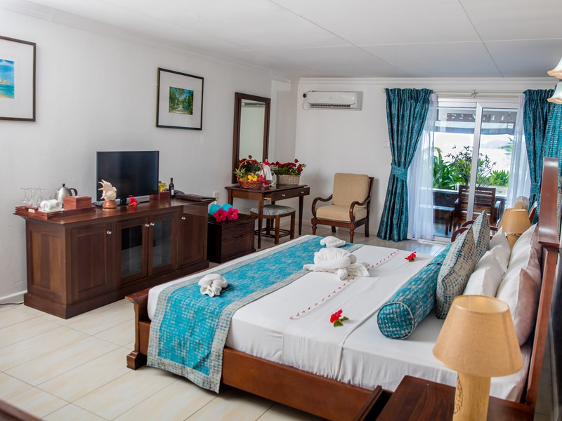 Two Bedroom Beach House Suite