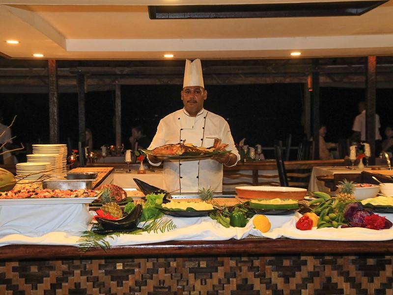 Savourez de délicieuses spécialités créoles