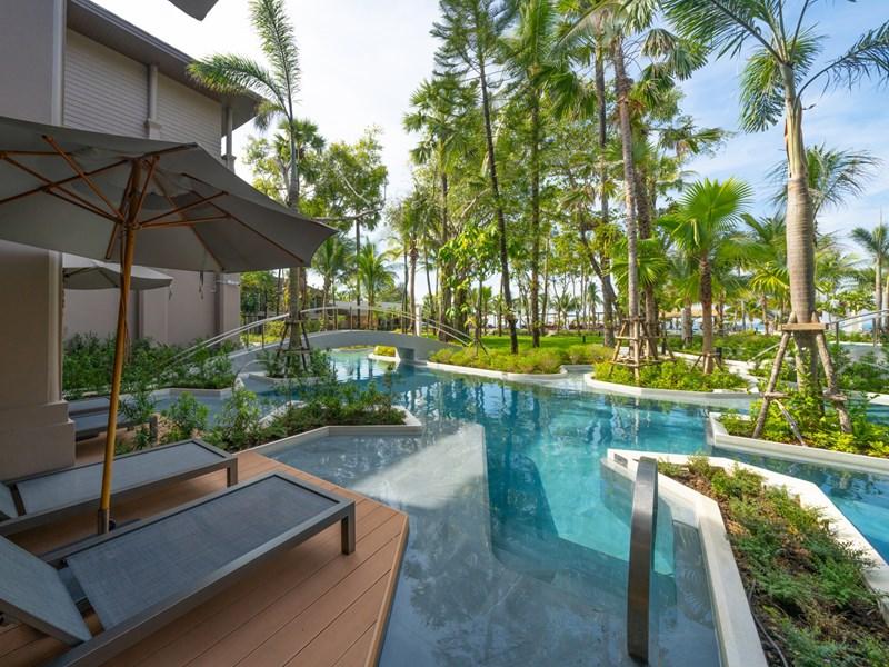 La Pool Access Seaside