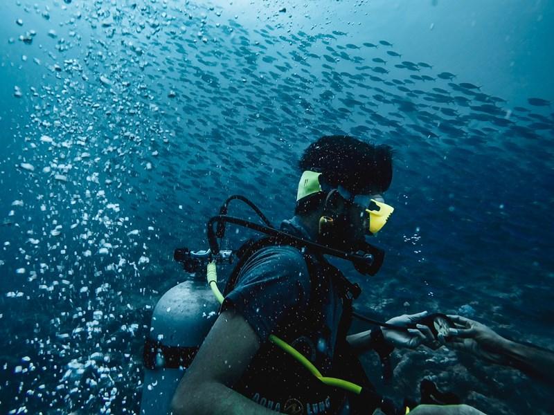 Les sites de plongée de Bali