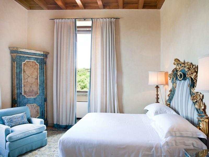 La Superior Deluxe de l'hôtel La Posta Vecchia à Rome
