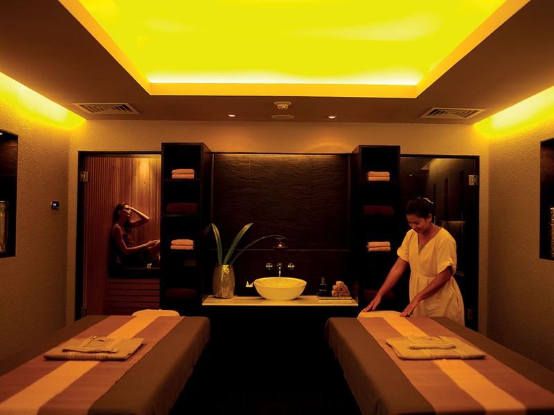 Le spa de l'hôtel 5 étoiles Belmond La Résidence d'Angkor