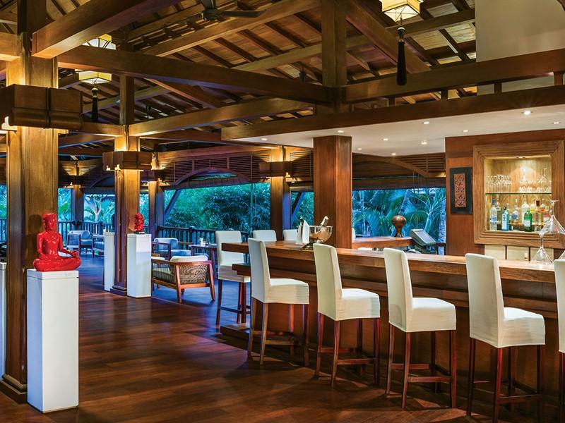 Le Martini Lounge de La Résidence d'Angkor au Cambodge