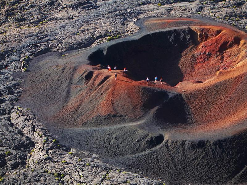 Partez à la découverte du volcan