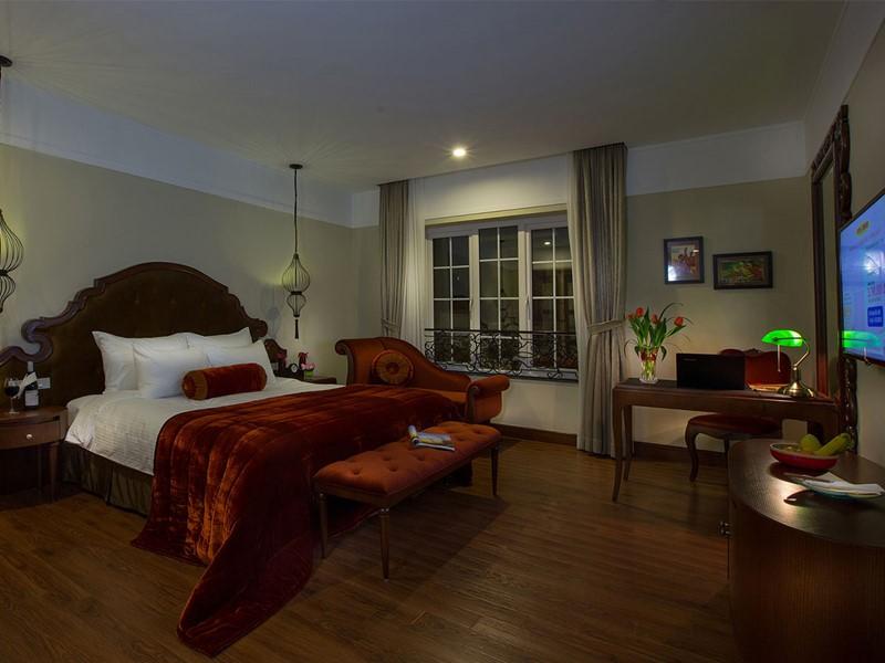 Club Junior Suite de l'hôtel La Siesta à Hanoi