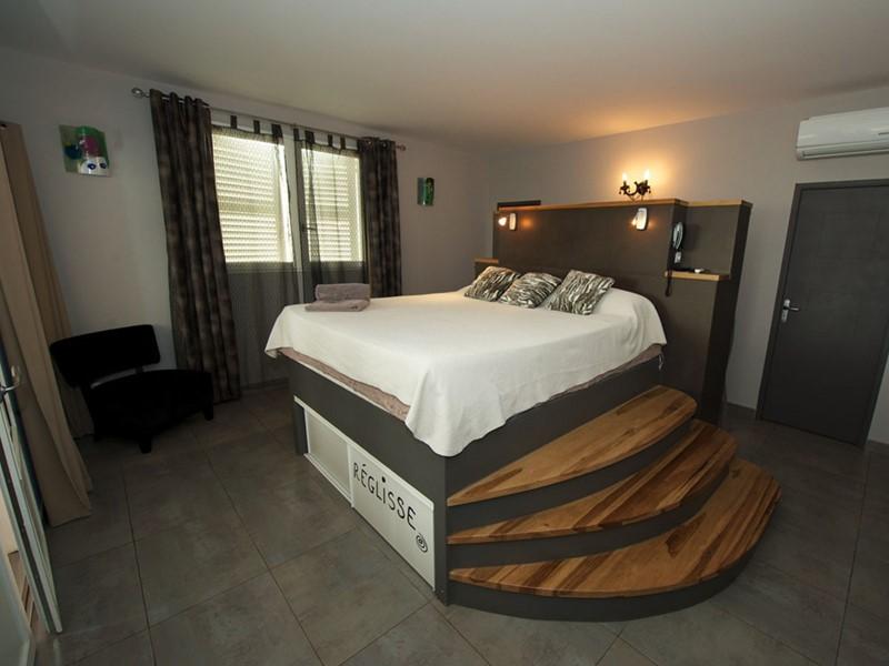 Suite de l'hôtel La Suite Villa en Martinique