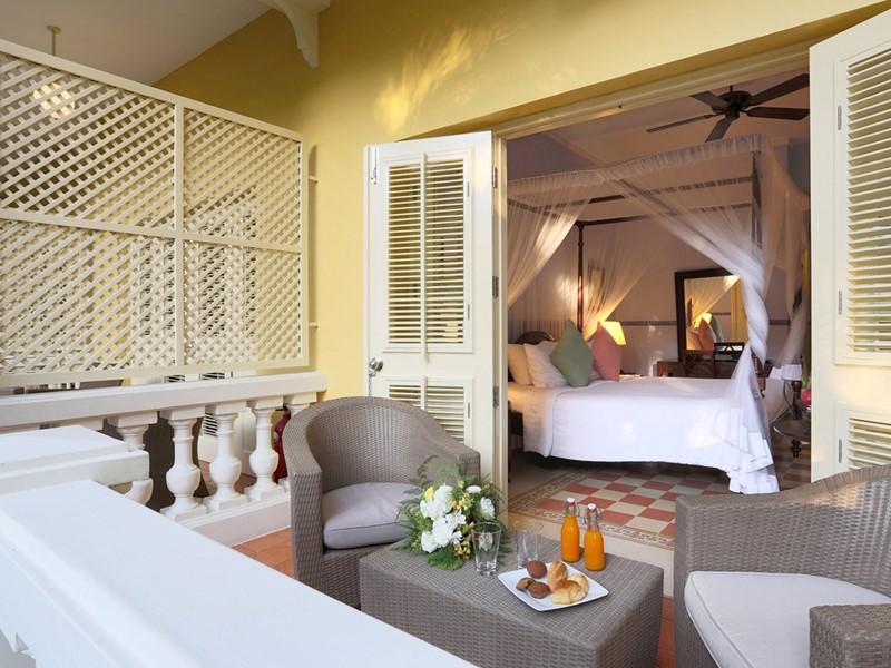 Classic Villa Garden de La Véranda à Phu Quoc
