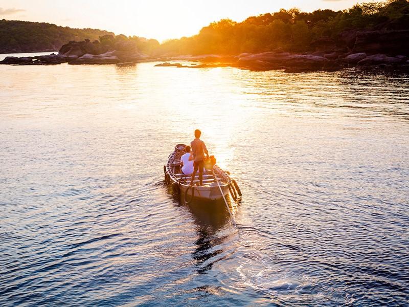 Séjour paisible sur une île préservée au Vietnam
