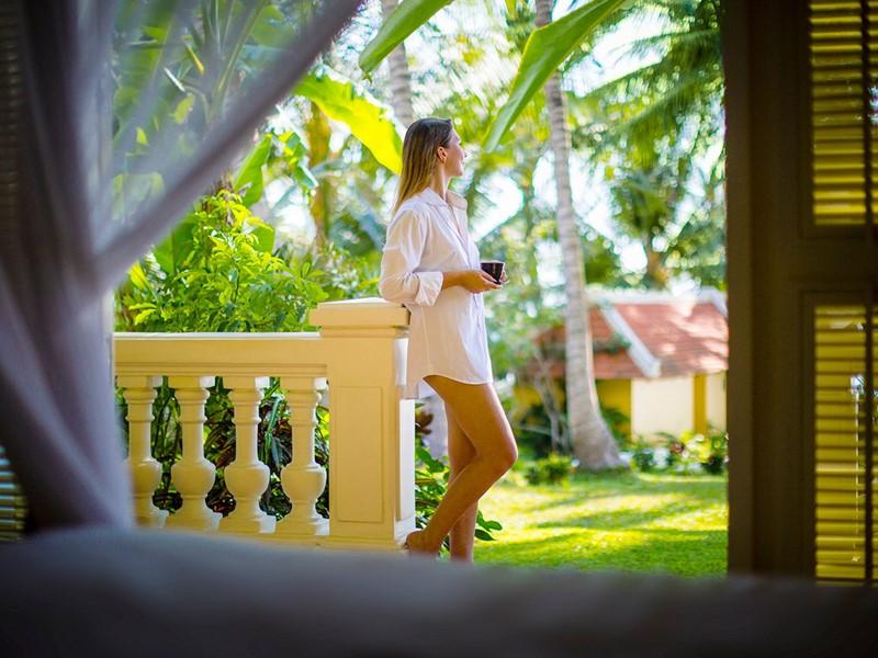 La Véranda Resort est un véritable havre de paix