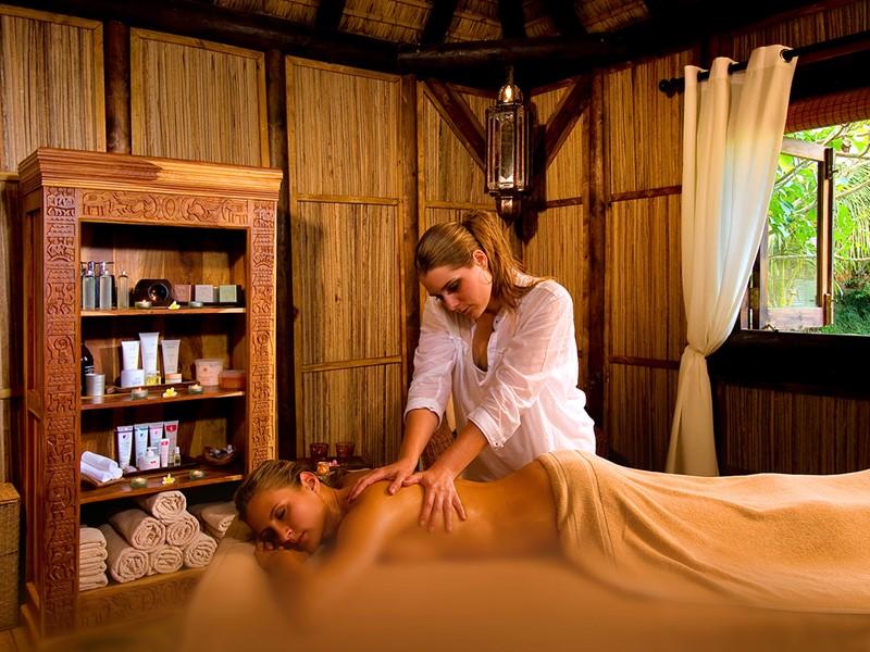 Profitez d'instants de bien-être au spa
