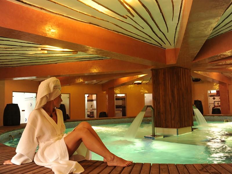 Le spa de l'hôtel 4 étoiles Lamantin Beach au Senegal