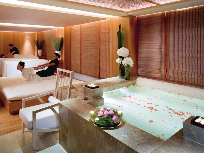 Le spa Oriental de l'hôtel Landmark Mandarin Oriental