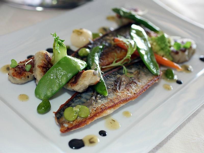 Recette bistronomique