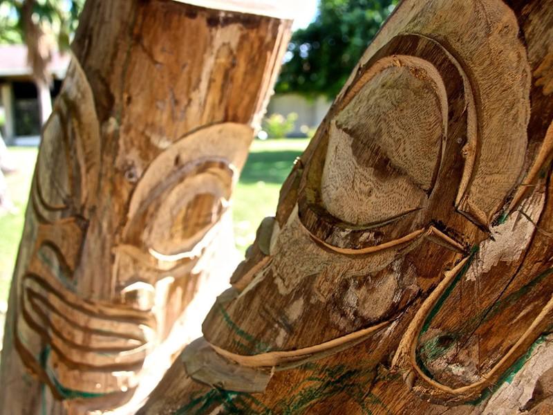 Visitez le musée de Tahiti et des îles
