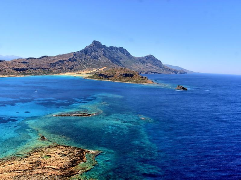 Les magnifiques plages de Crète n'attendent plus que vous