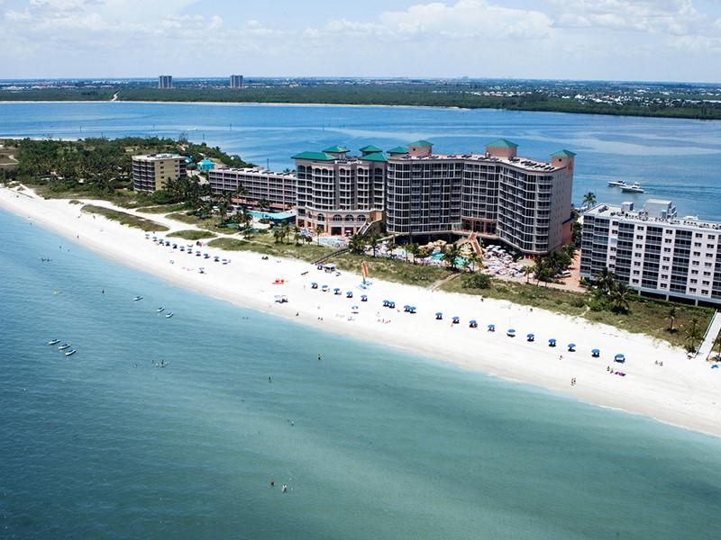 Pink Shell Beach Resort & Marina est un hôtel incontournable