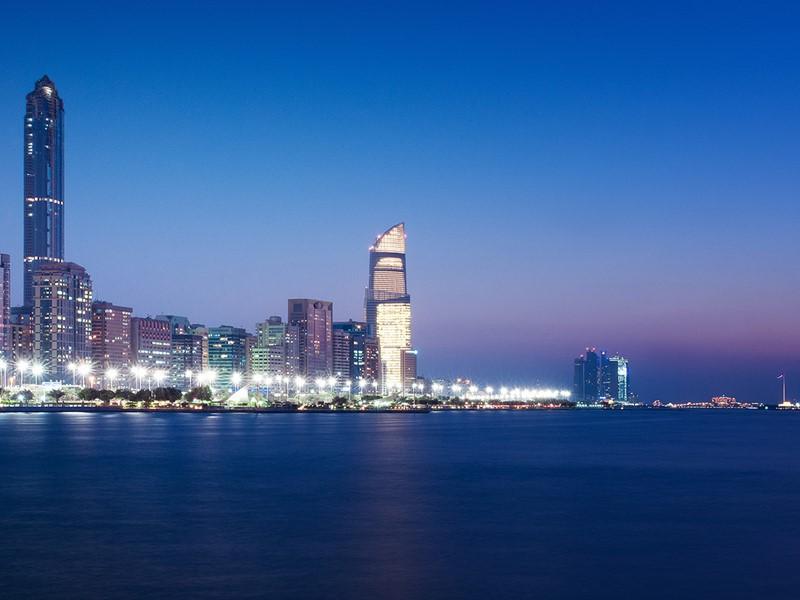 Abu Dhabi, la capitale des Emirats
