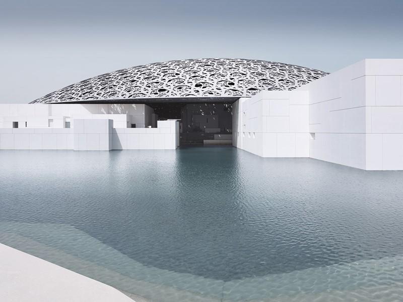 Visitez le Louvre Abu Dhabi