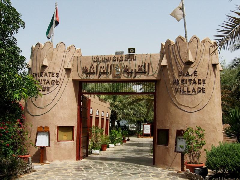 Partez à la découverte de l'Heritage Village