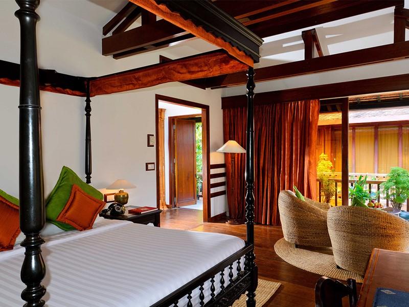 Garden View Room de l'Angkor Village Hotel au Cambodge