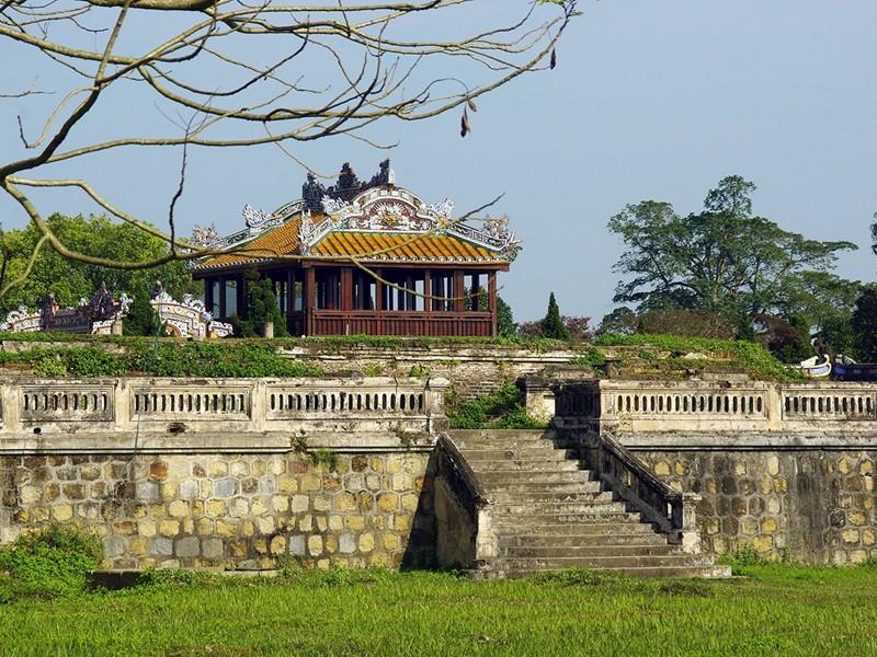 Visitez la cité Impériale de Hué