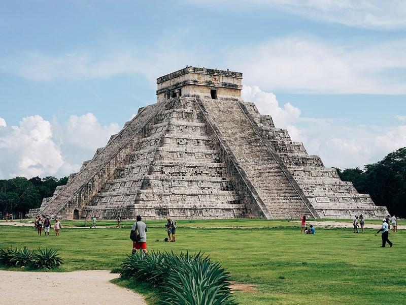 L'ancienne cité maya de Chichen Itza