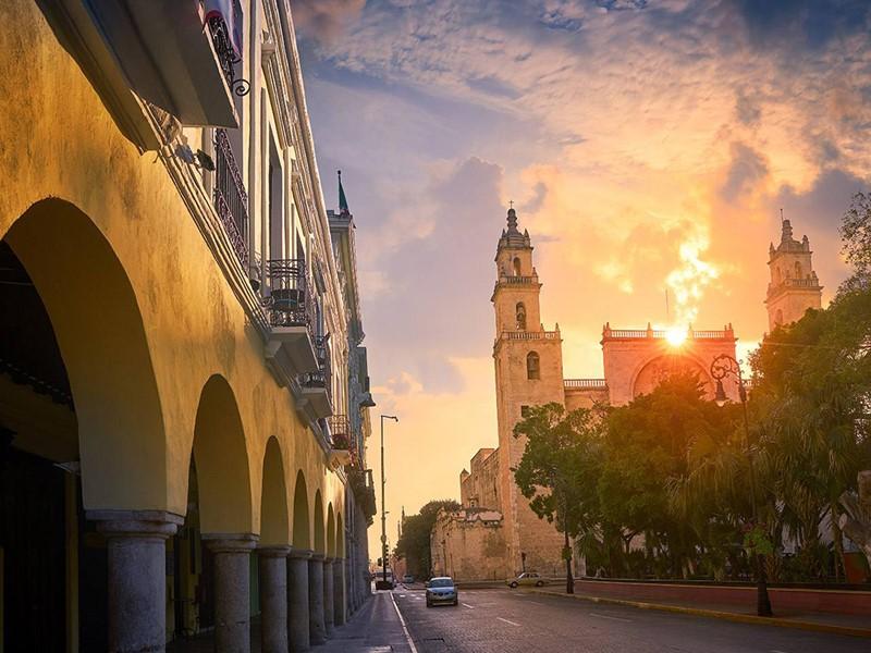 Découvrez Mérida, la capitale de l'Etat du Yucatan