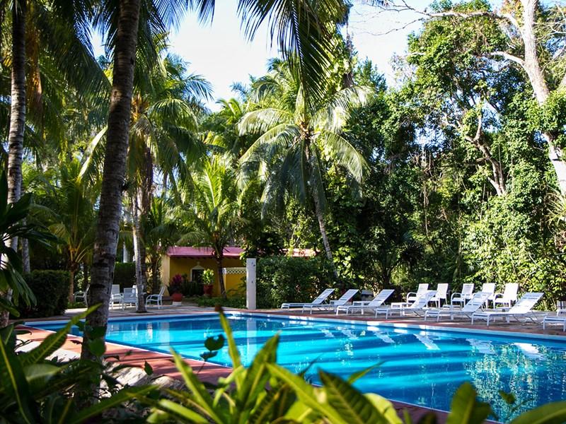 Hacienda Chichen Resort