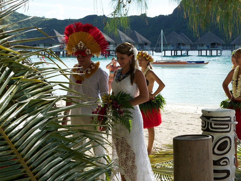 Mariage à l'hôtel
