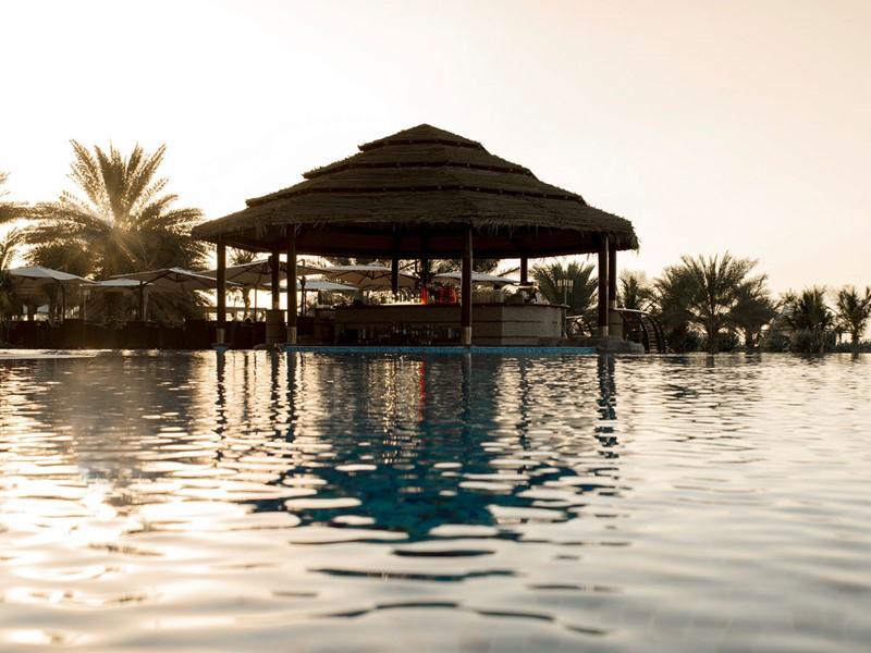 Horizon Bar du Méridien Mina Seyahi à Dubaï