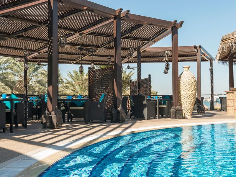 Horizon Restaurant de l'hôtel Méridien Mina Seyahi
