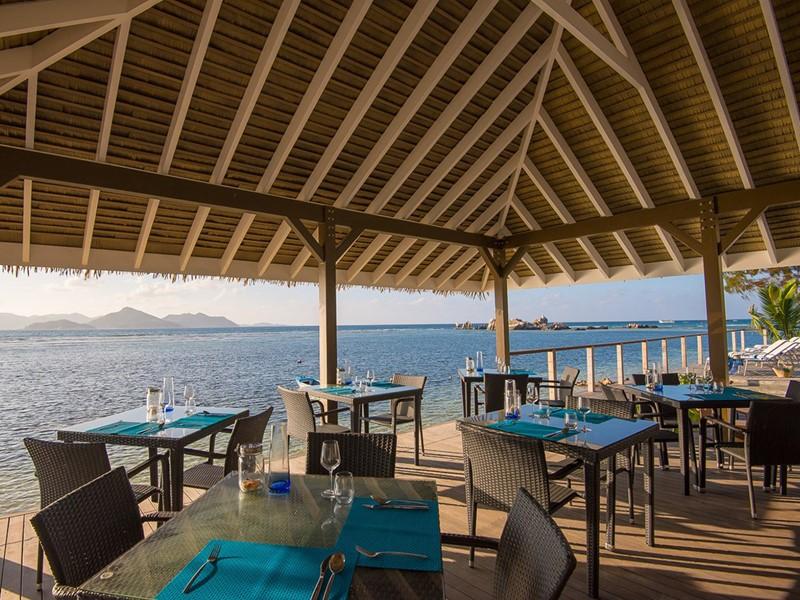 Dégustez votre repas face à l'océan à l'hôtel Le Nautique