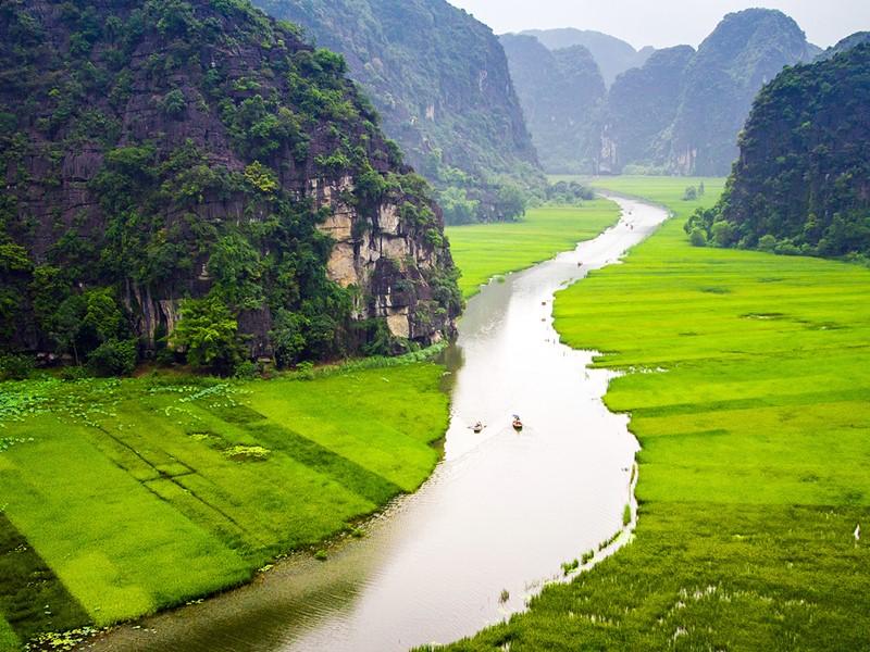 Découvrez Ninh Binh et explorez sa richesse naturelle