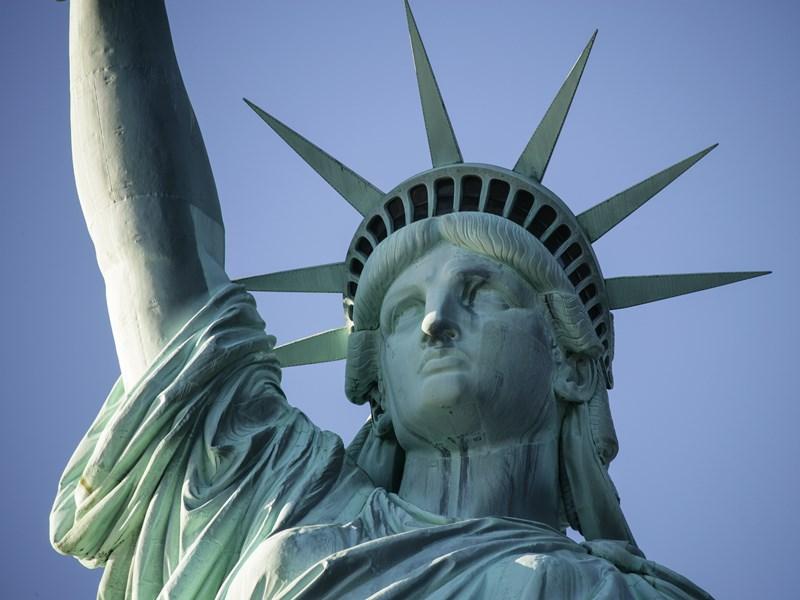 Emerveillez-vous devant la Statue de la Liberté offerte en 1886 par la France