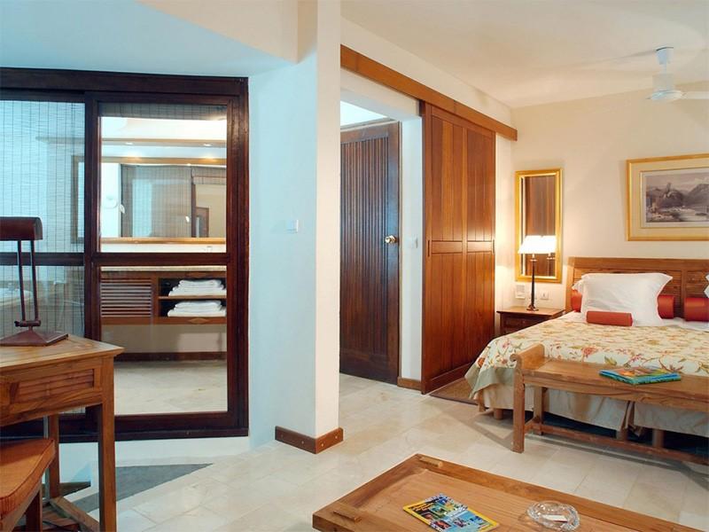 Chambre Luxe de l'Hotel Saint Alexis Réunion