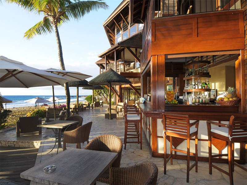 Le bar où apprécier un cocktail
