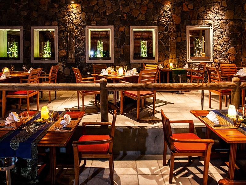 Spécialités thaïes au restaurant Teak Elephant