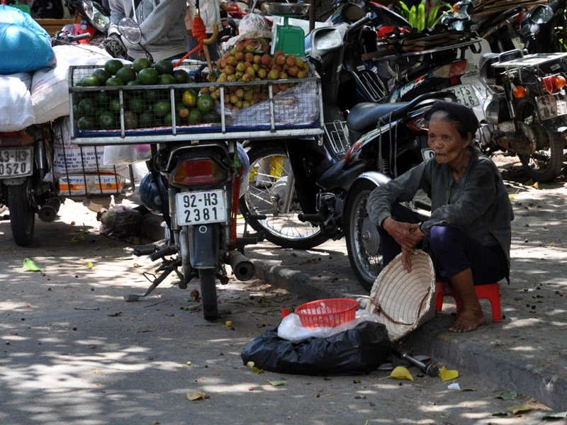 La vie quotidienne dans la capitale vietnamienne