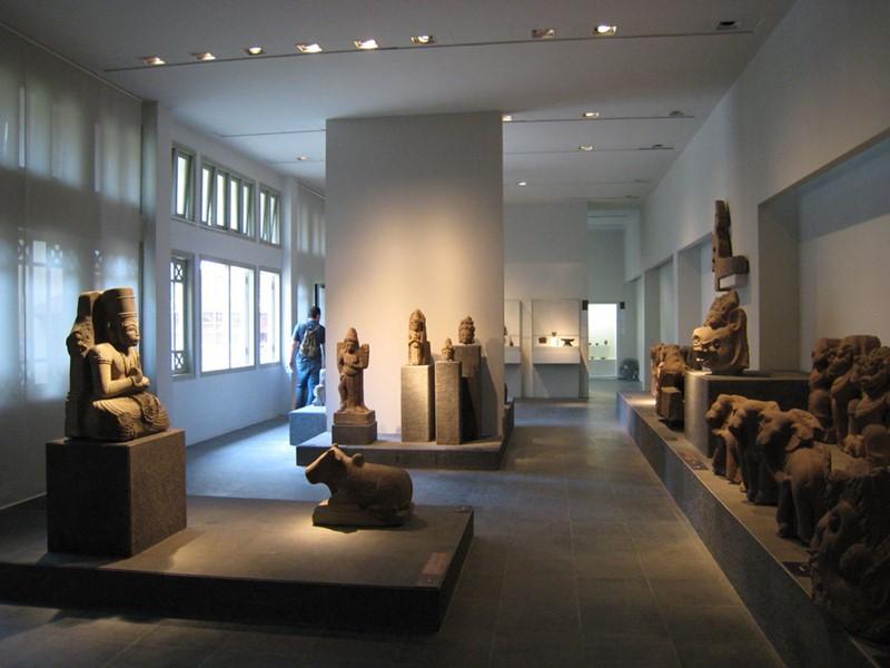 Visite du Musée Cham