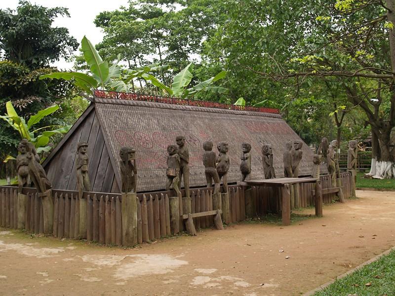 Visite du Musée d'Ethnographie