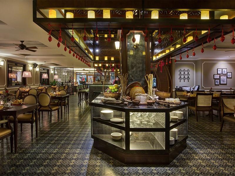Restaurant de l'hôtel La Siesta