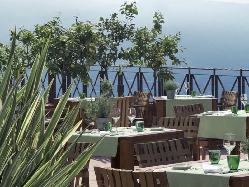 Le restaurant Trattoria La Vigna