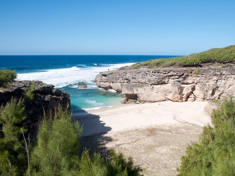 Trou d'Argent à Rodrigues