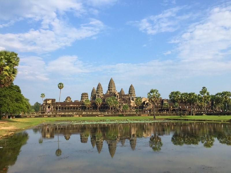 Siem Reap et ses temples majestueux, un passage incontournable au Cambodge