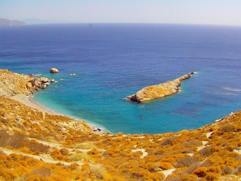 L'île pittoresque de Folegandros